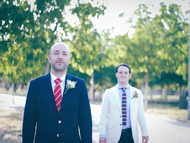 La boda de Alvaro y Sam en Madrid, Madrid 9