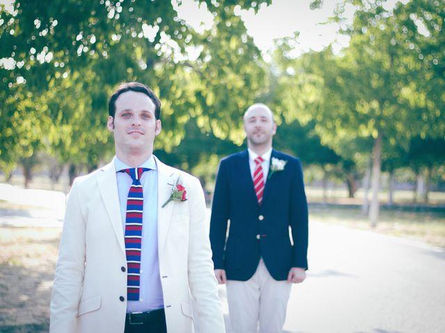 La boda de Alvaro y Sam en Madrid, Madrid 10