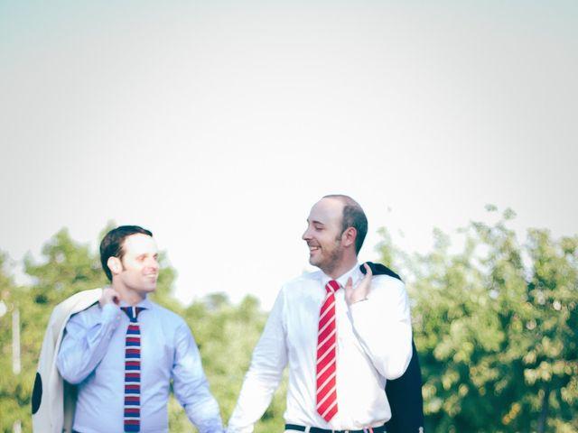 La boda de Alvaro y Sam en Madrid, Madrid 14