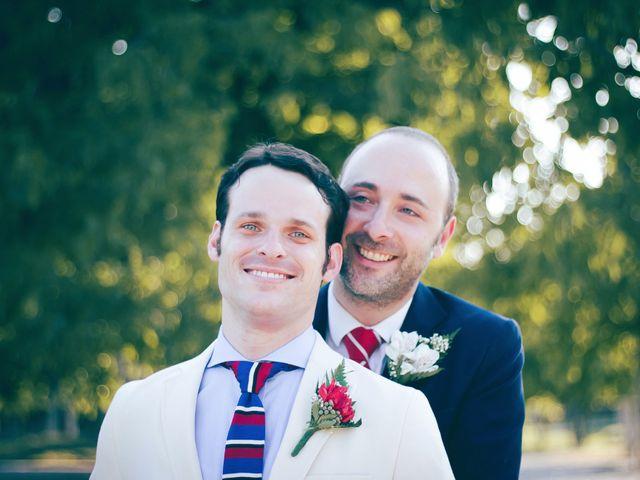 La boda de Alvaro y Sam en Madrid, Madrid 17