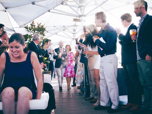La boda de Alvaro y Sam en Madrid, Madrid 18