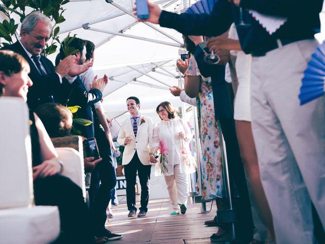 La boda de Alvaro y Sam en Madrid, Madrid 20
