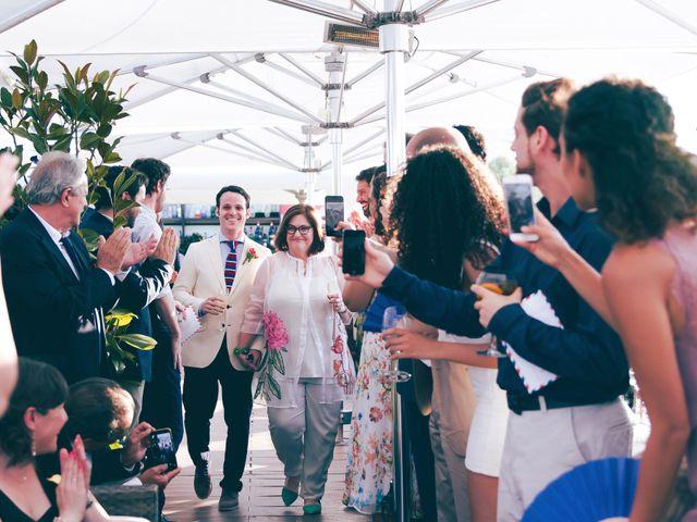 La boda de Alvaro y Sam en Madrid, Madrid 21