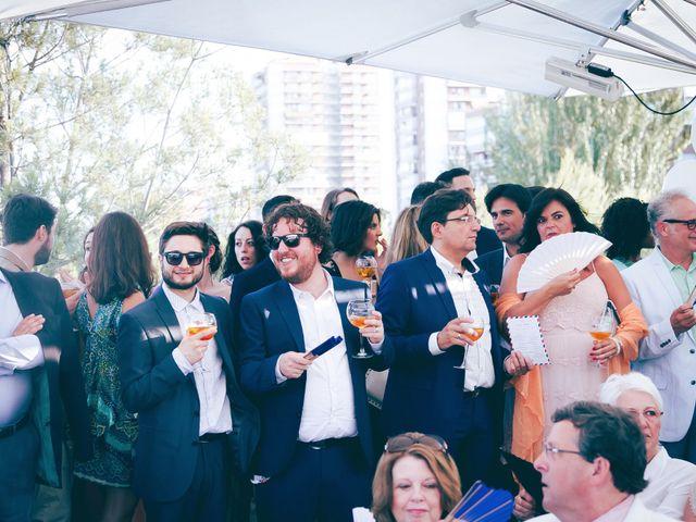 La boda de Alvaro y Sam en Madrid, Madrid 24