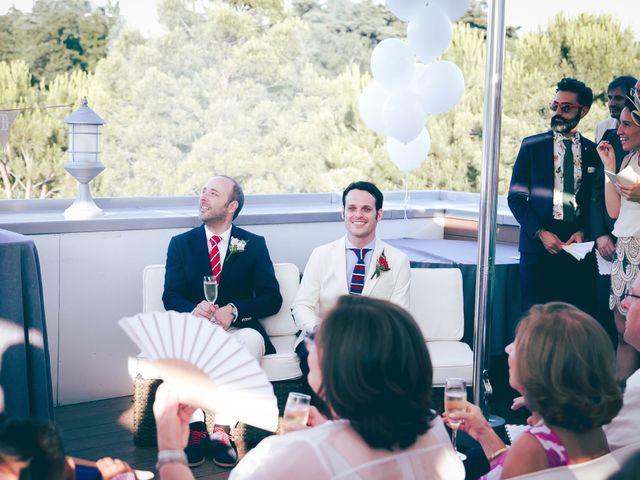 La boda de Alvaro y Sam en Madrid, Madrid 30