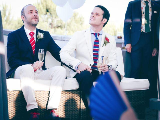 La boda de Alvaro y Sam en Madrid, Madrid 32
