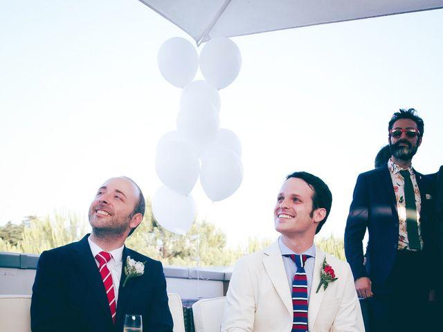 La boda de Alvaro y Sam en Madrid, Madrid 37