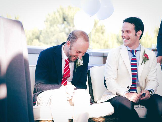 La boda de Alvaro y Sam en Madrid, Madrid 41