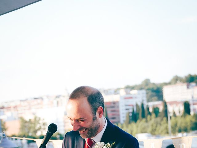 La boda de Alvaro y Sam en Madrid, Madrid 48