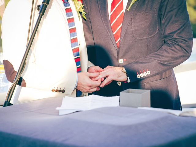 La boda de Alvaro y Sam en Madrid, Madrid 50