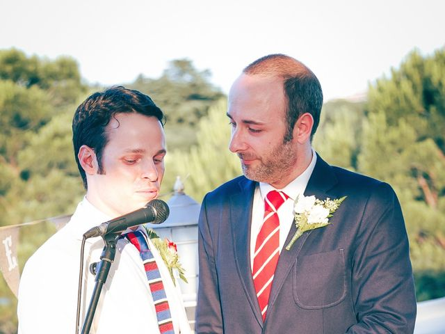 La boda de Alvaro y Sam en Madrid, Madrid 51