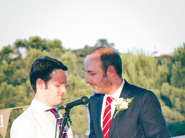 La boda de Alvaro y Sam en Madrid, Madrid 53