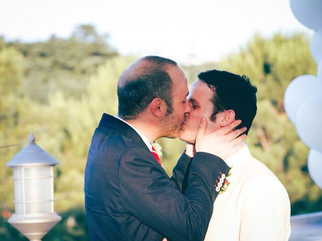 La boda de Alvaro y Sam en Madrid, Madrid 54