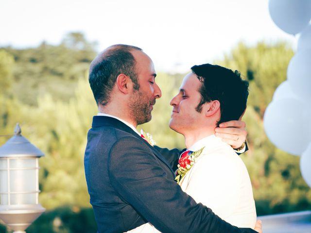 La boda de Alvaro y Sam en Madrid, Madrid 57
