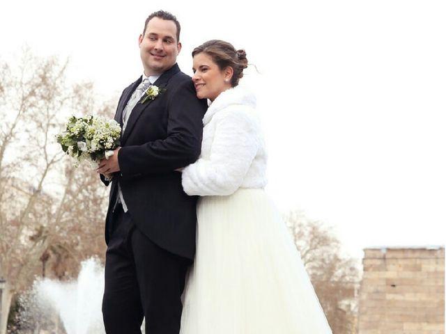 La boda de Ángel    y Valeria   en Madrid, Madrid 10
