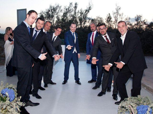 La boda de Fernando y Aroa en Valencia, Valencia 36