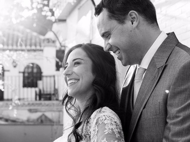 La boda de Silvia y Santiago