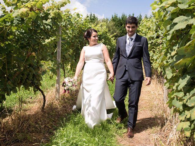 La boda de Gorka y Alejandra en Larrabetzu, Vizcaya 17