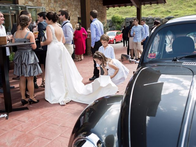 La boda de Gorka y Alejandra en Larrabetzu, Vizcaya 22