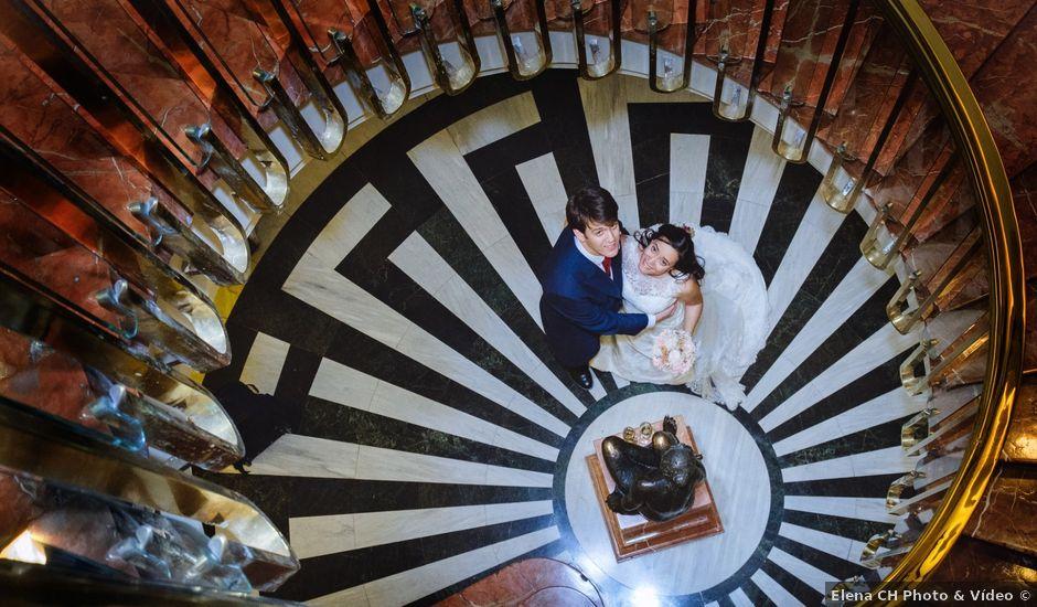 La boda de Manuel y Blanca en Madrid, Madrid