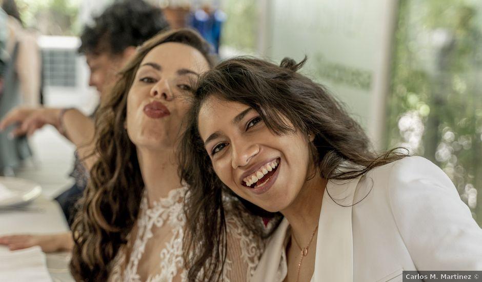 La boda de Cristina y Cinntya en Madrid, Madrid
