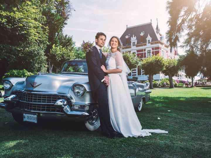 La boda de Elena y Elias