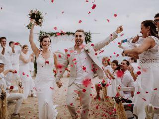 La boda de Isa  y Walter