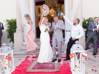 La boda de Kasia y Damian