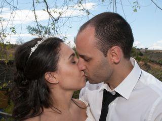La boda de Ayira  y Fran