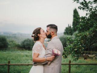 La boda de Gemma y Ivan