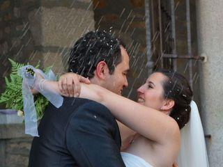 La boda de María y Iván