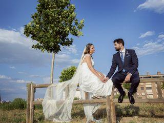 La boda de Lydia y Javi