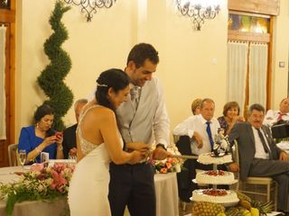 La boda de Marina y Kike