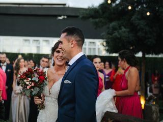 La boda de Inmaculada y Mariano