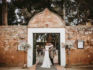 La boda de Eugenia y Sige