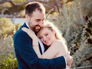 La boda de Ella y Albert