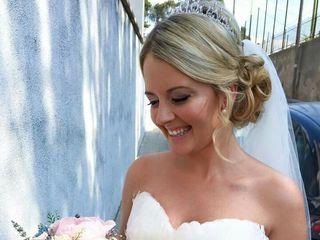 La boda de Melanie  y Ángel  1