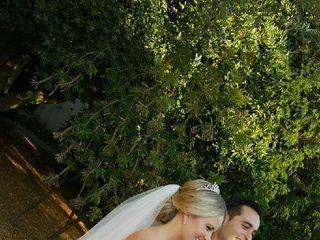 La boda de Melanie  y Ángel  2
