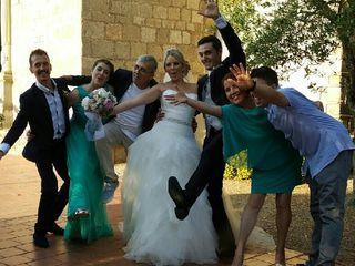 La boda de Melanie  y Ángel  3