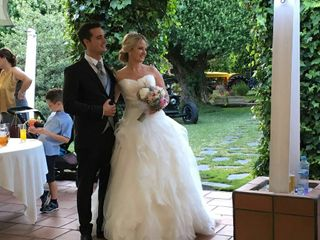 La boda de Melanie  y Ángel