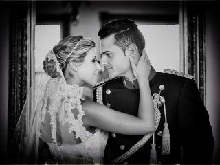 La boda de Ilenia y Sami