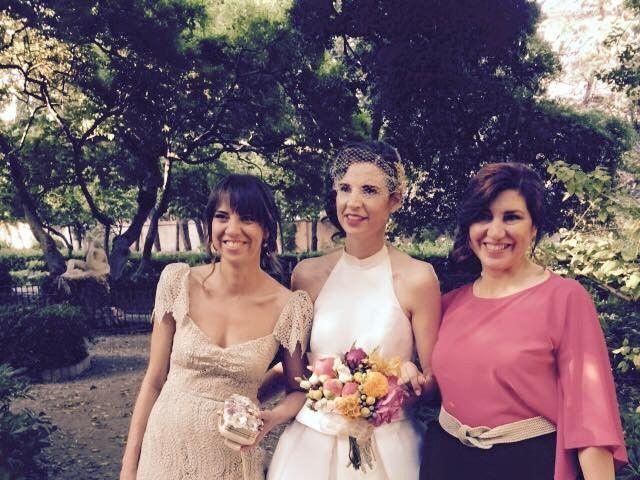 La boda de María y Nacho en Valencia, Valencia 5