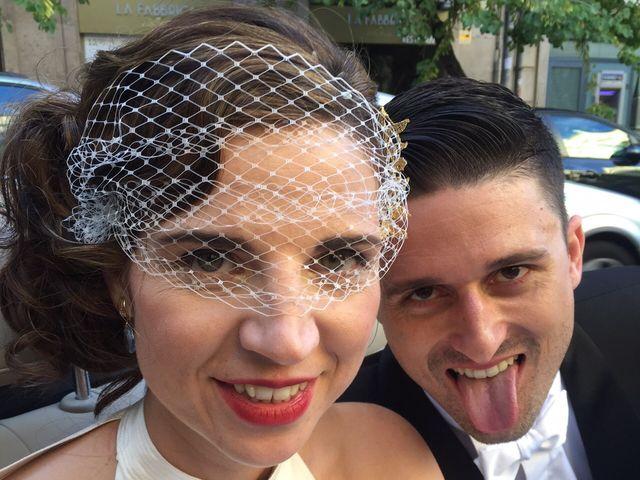 La boda de María y Nacho en Valencia, Valencia 11