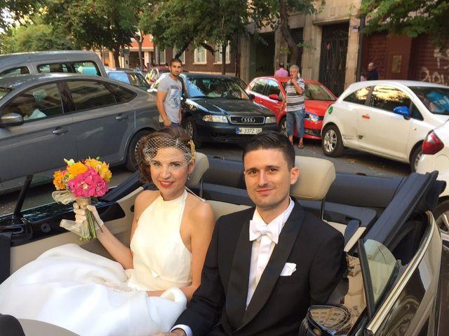 La boda de María y Nacho en Valencia, Valencia 12