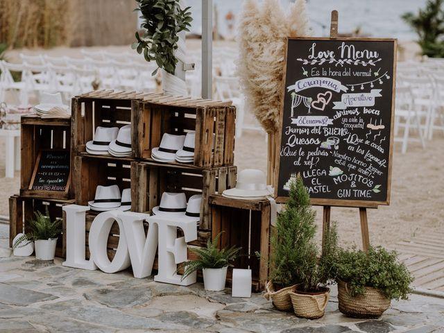 La boda de Walter  y Isa  en Malgrat De Mar, Barcelona 1