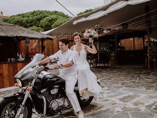 La boda de Walter  y Isa  en Malgrat De Mar, Barcelona 6