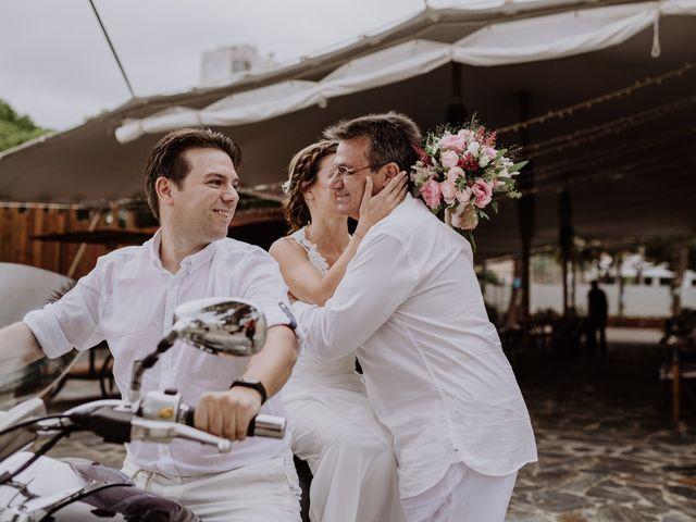 La boda de Walter  y Isa  en Malgrat De Mar, Barcelona 7