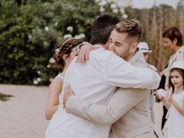 La boda de Walter  y Isa  en Malgrat De Mar, Barcelona 11