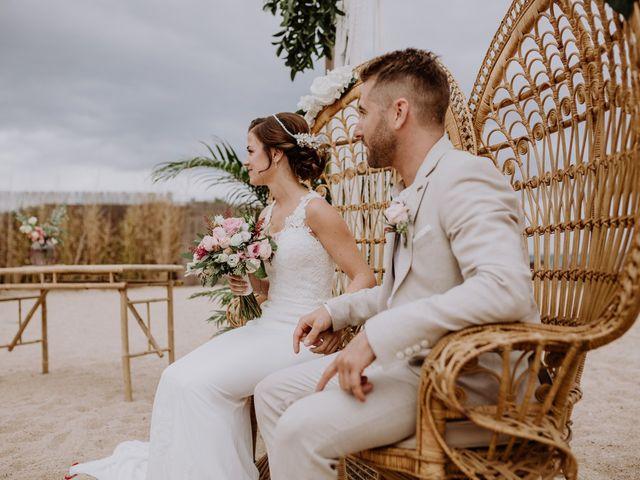 La boda de Walter  y Isa  en Malgrat De Mar, Barcelona 12