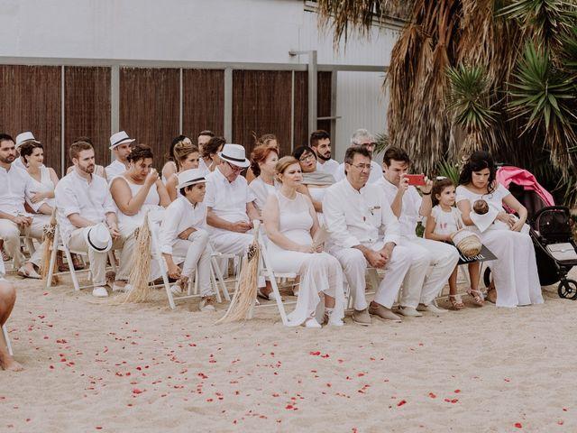 La boda de Walter  y Isa  en Malgrat De Mar, Barcelona 14